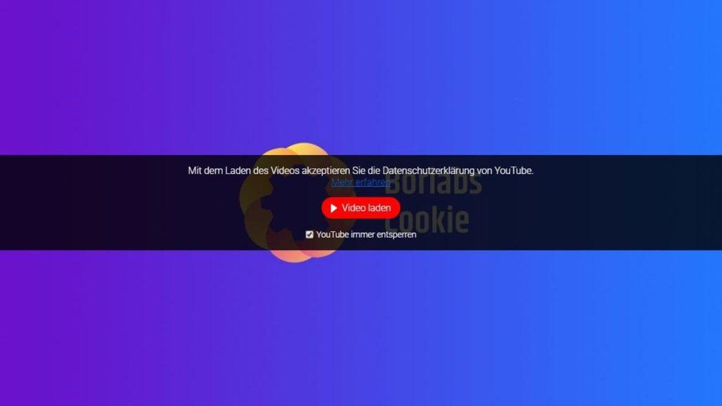 BC Content Blocker Beispiel