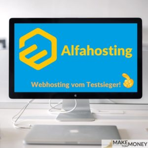 Website-Hosting Alfahosting