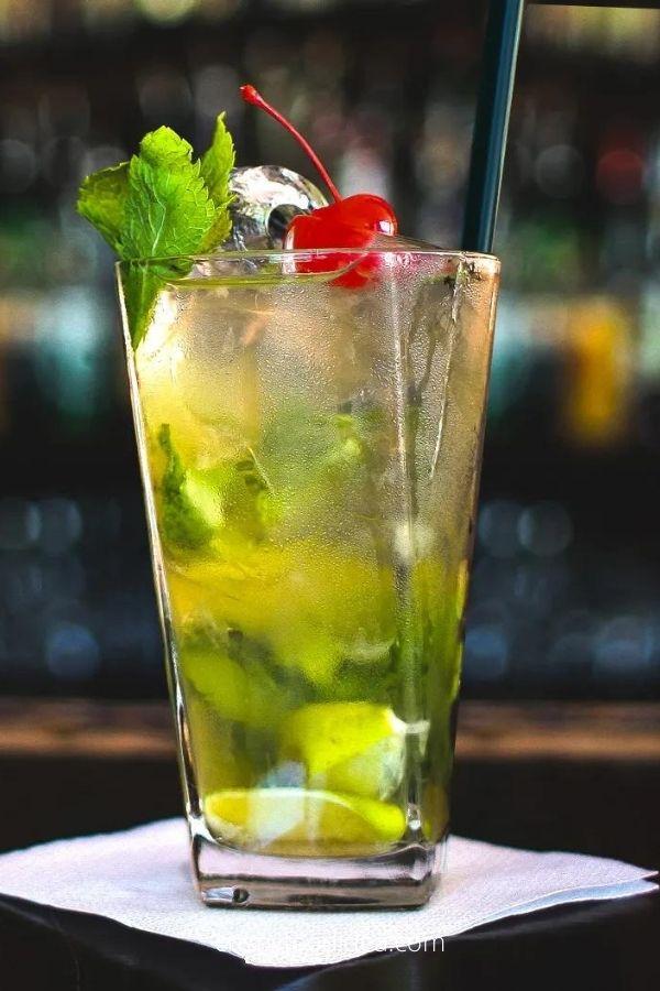 Virgin Mojito Recipe - Non-Alcoholic Refreshing Summer Drink