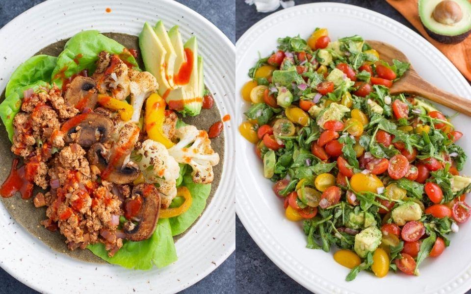 10 Delicious And Filling Low Carb Vegan Recipes – Healthy Vegan Meals