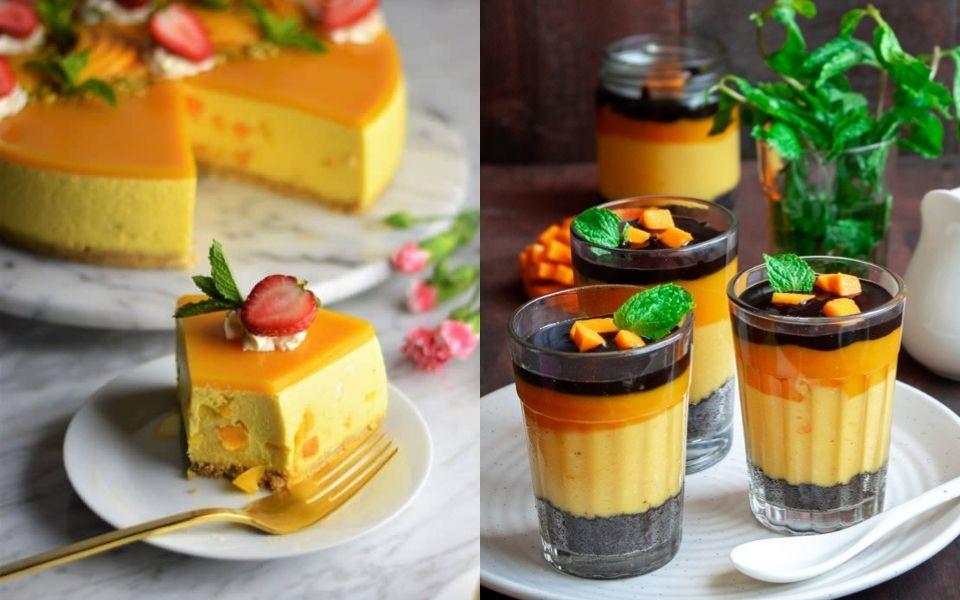 10 Refreshing Mango Desserts – Easy Summer Desserts