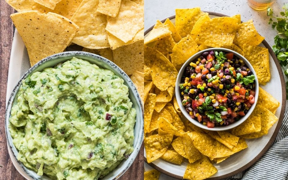 10 Quick and healthy Side Dishes that go with Tacos