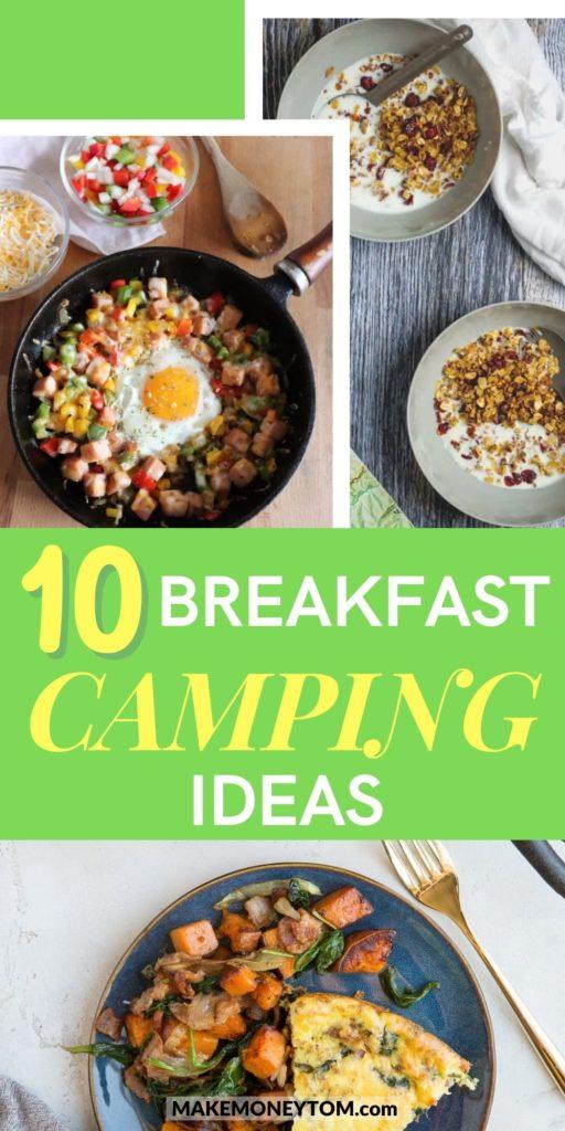 10 Delicious Camping Breakfast Ideas
