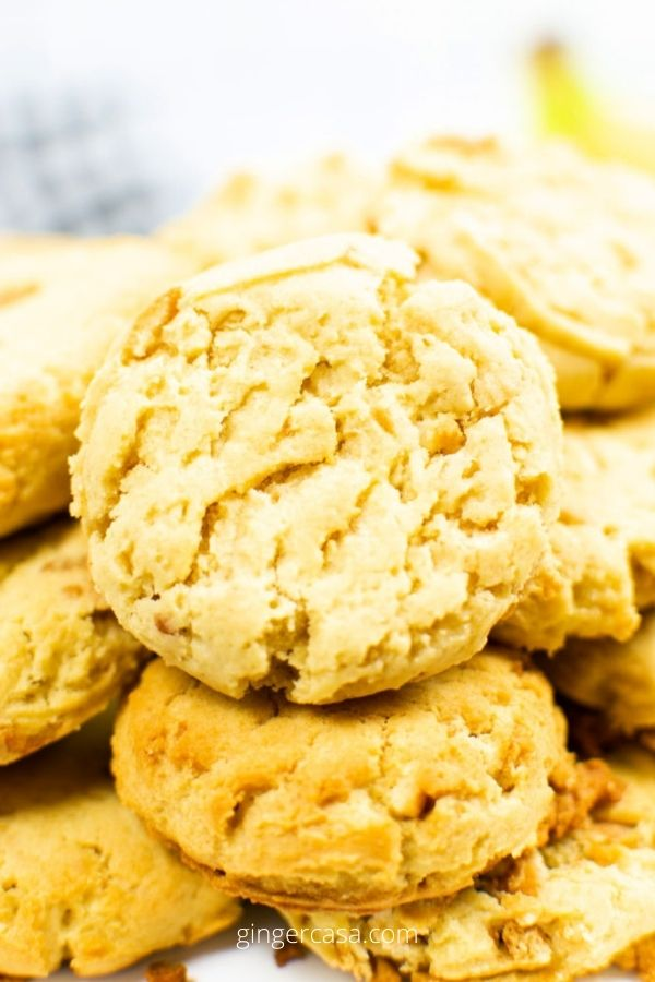 Banana Pudding Cookies – Perfect for Picnics with Nostalgic Flavor