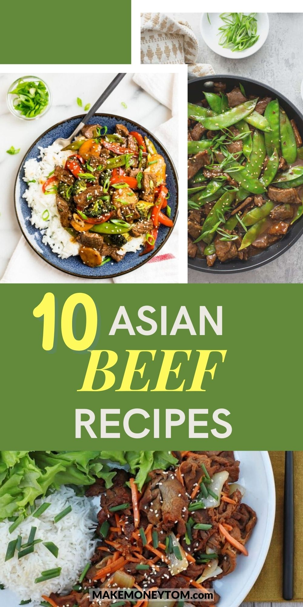 10 Best Asian Beef Recipes - Healthy Asian Recipes