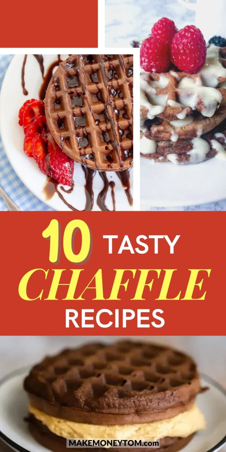 10 Breakfast Chaffle Recipes