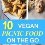 10 Vegan Picnic Food On The Road - Vegan Recipes