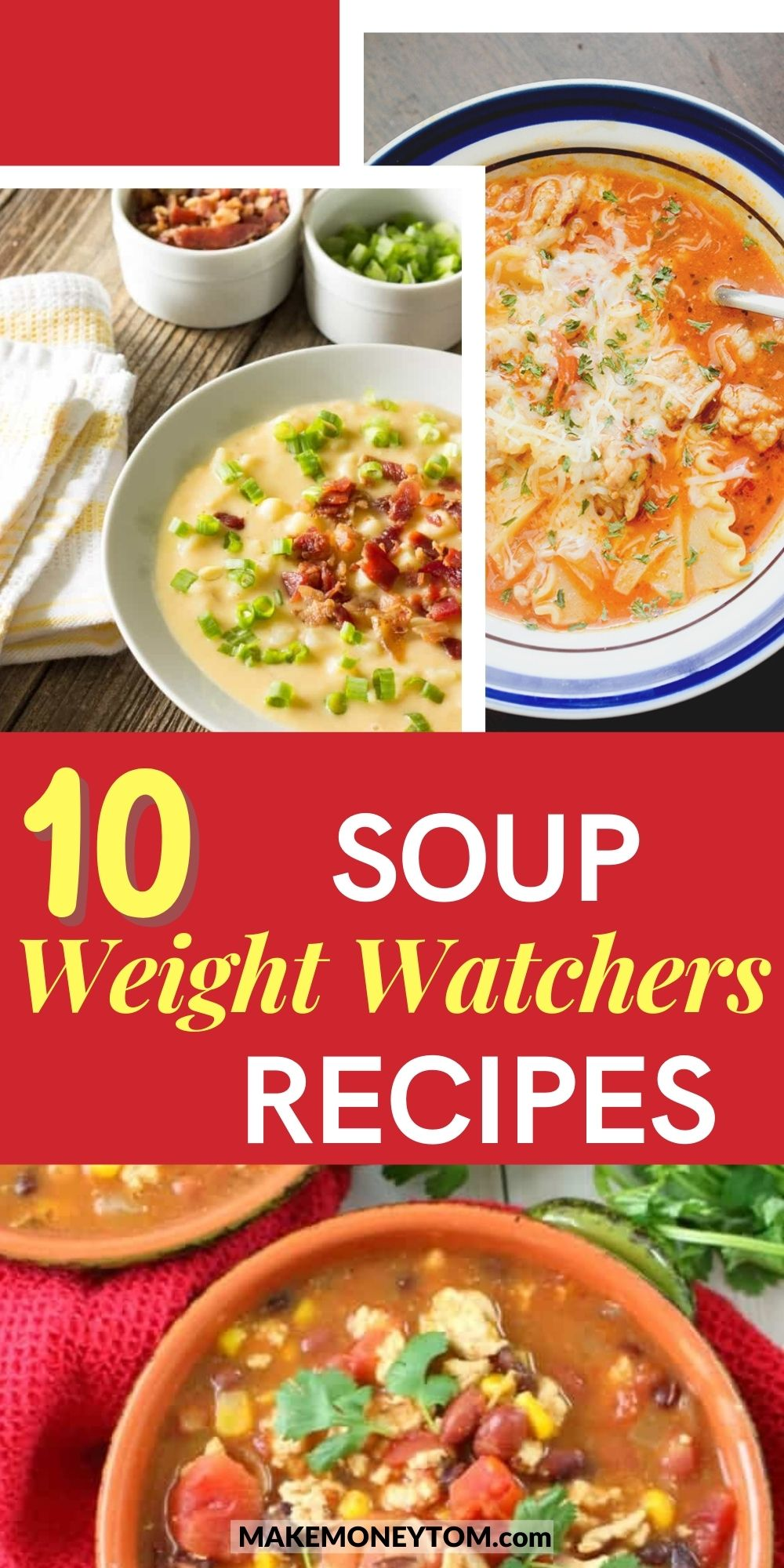 10 Weight Watchers Soup With Smartpoints – Easy Freestyle Soup