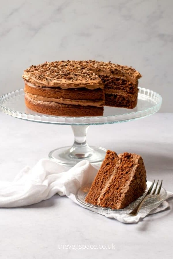 Recipe: Vegan Chocolate Cake