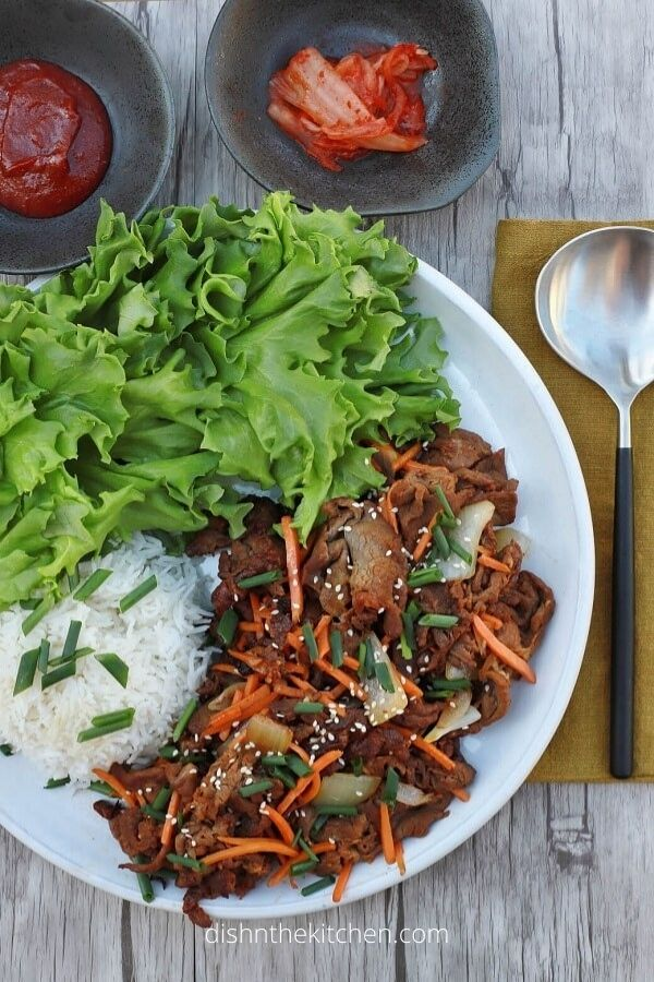 Incredibly Delicious Easy Beef Bulgogi