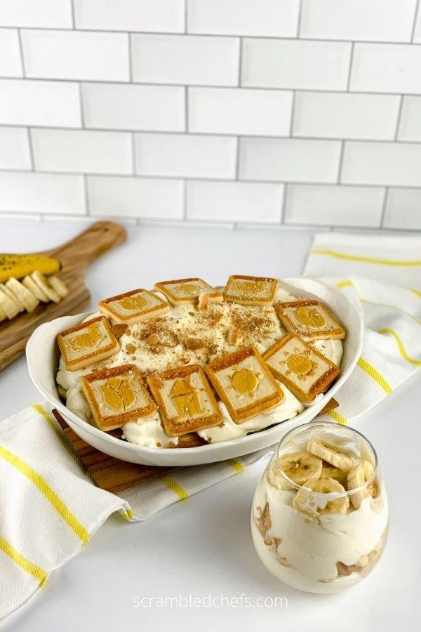 Easy No Bake Banana Pudding Recipe
