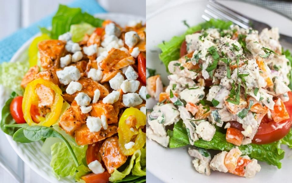 Cover 10 Cold Lunch Recipes - Healthy Recipes