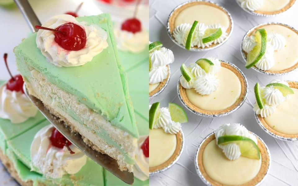 10 Best Mouthwatering Lime And Key Lime Desserts