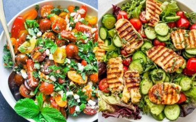 10 Best Vegan & Vegetarian Mediterranean Recipes