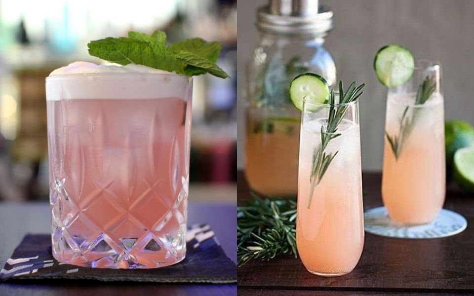 10 Refreshing Summer Cocktails For A Successful Girls Evening
