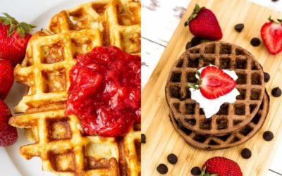10 Beautiful Breakfast Chaffle Recipes
