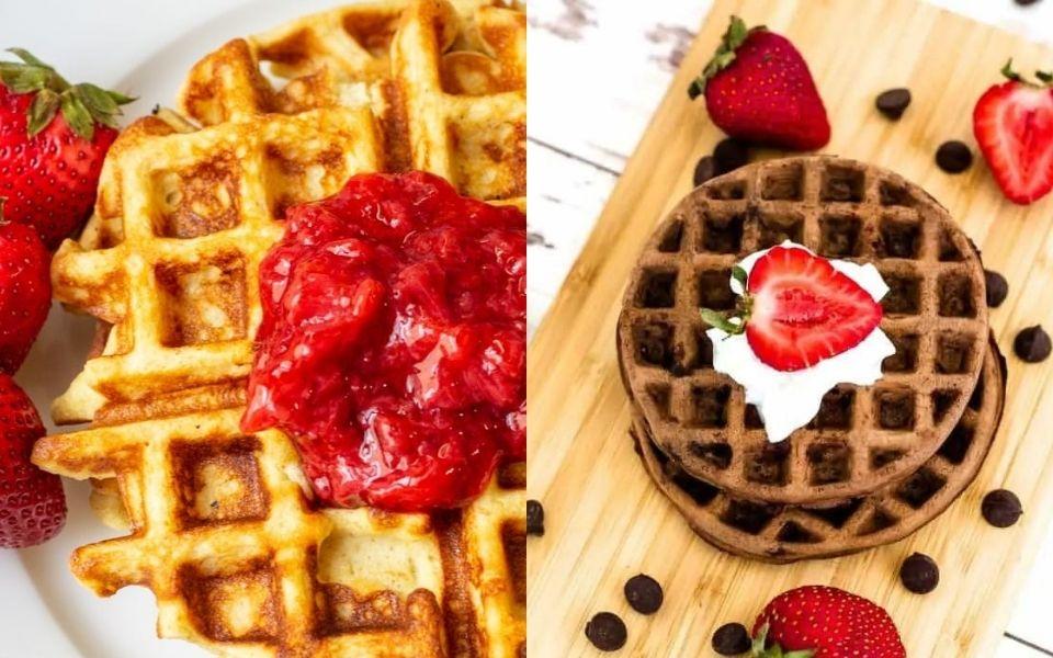 10 Beautiful Breakfast Chaffle Recipes