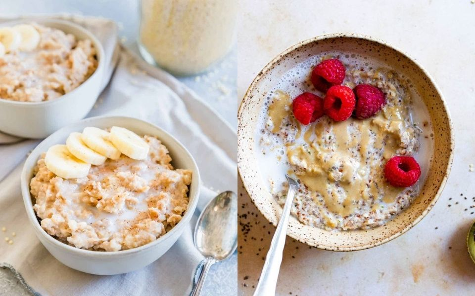 10 Delicious Hot Cereal Recipes – Breakfast Ideas