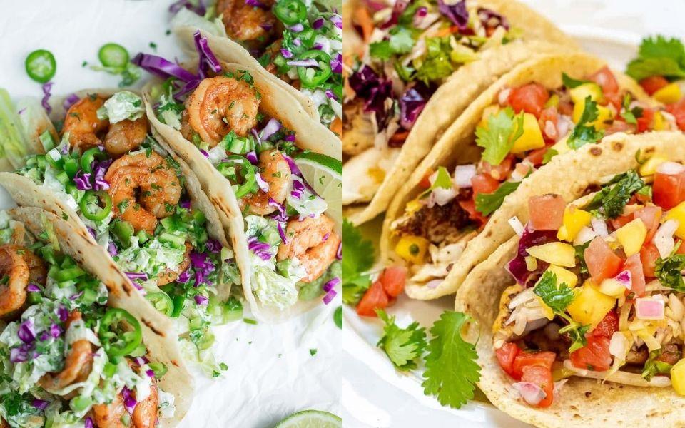 10 Big Seafood Tacos Recipes – Healthy Mexican Recipes