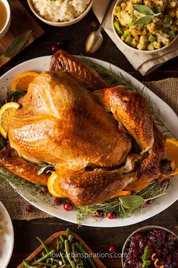 Thanksgiving Keto Turkey Gravy