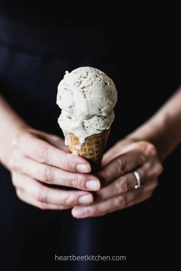 Date Shake Ice Cream