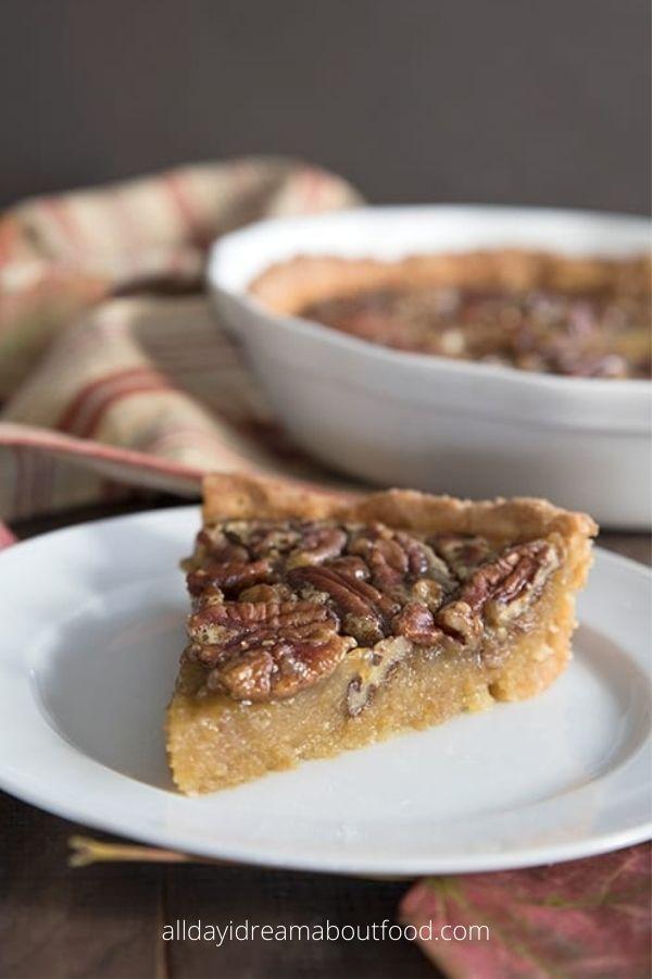 Keto Thanksgiving Recipe: Sugar Free Peacan Pie