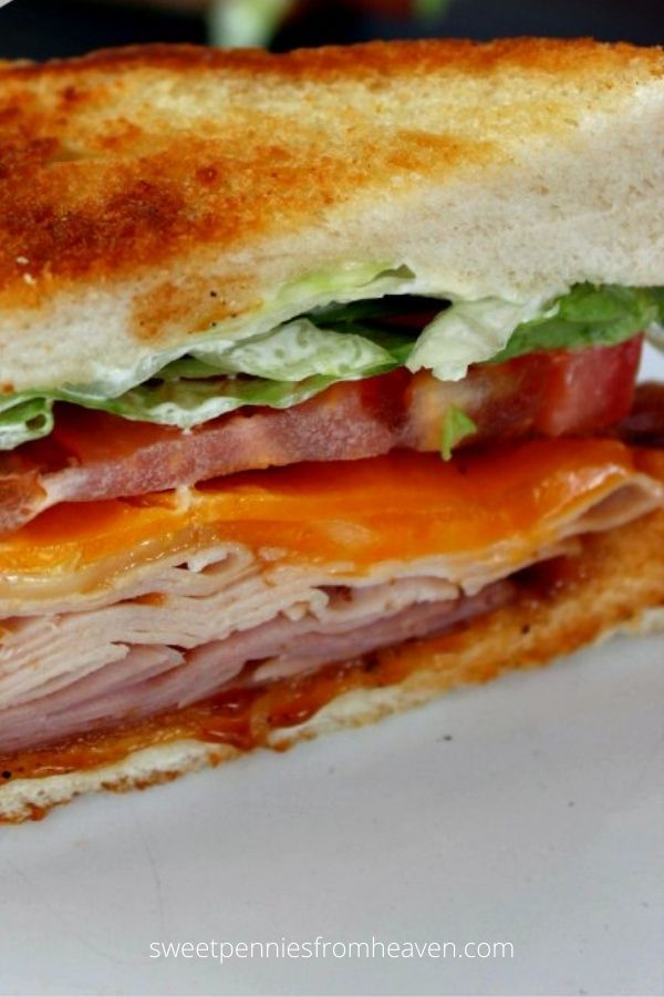Clubhouse Grille Sandwich Recipe