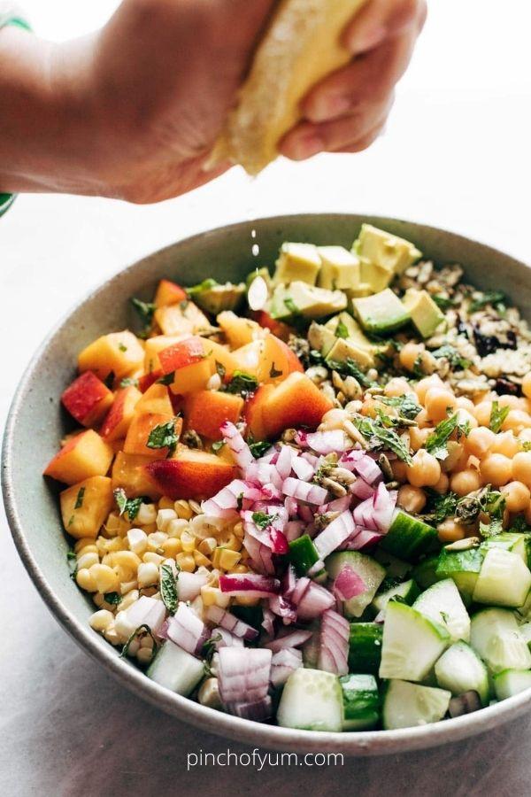 Couscous Summer Salad
