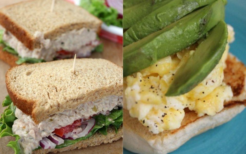 10 Delicious Sandwich Ideas for School Lunch