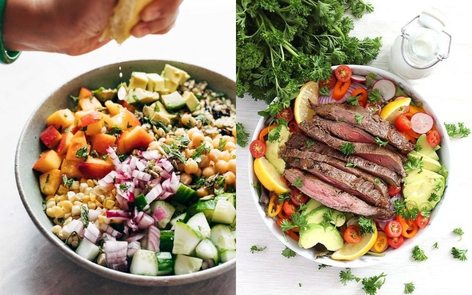 10 Healthy Summer Salad Bowls – Healthy Summer Recipes