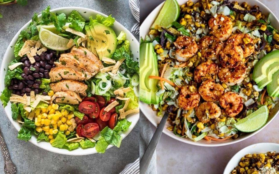 10 Warm Salad Recipes – Healthy Salad Recipes