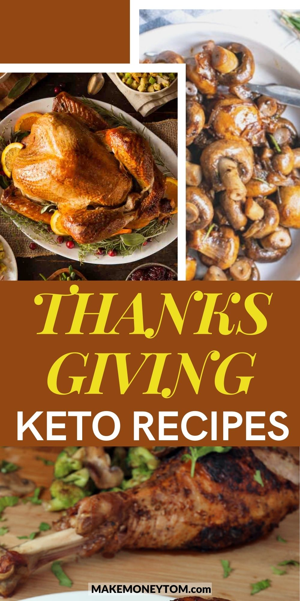 Keto Thanksgiving Recipes That Will Make Your Holiday Yummy