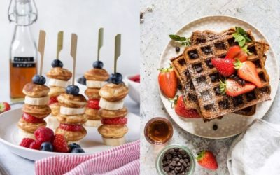 10 Fun Kid's Birthday Breakfast Ideas + Breakfast Recipes For Kids