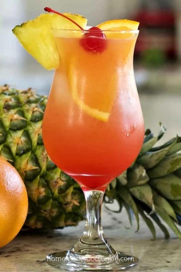 Mai Tai Recipes-Coconut Rum and Trader Vics