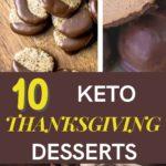 10 Keto Thanksgiving Desserts