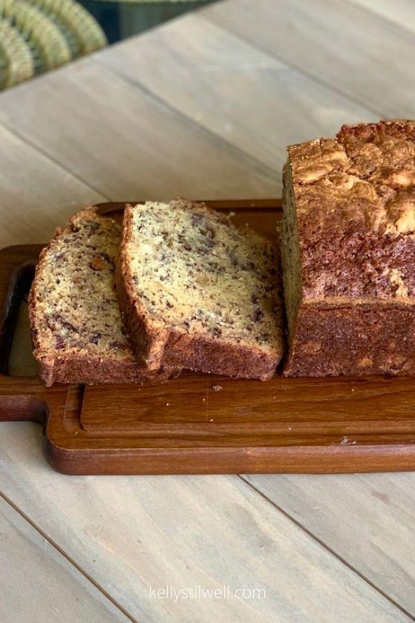 Nana's Ultimate Moist Banana Bread