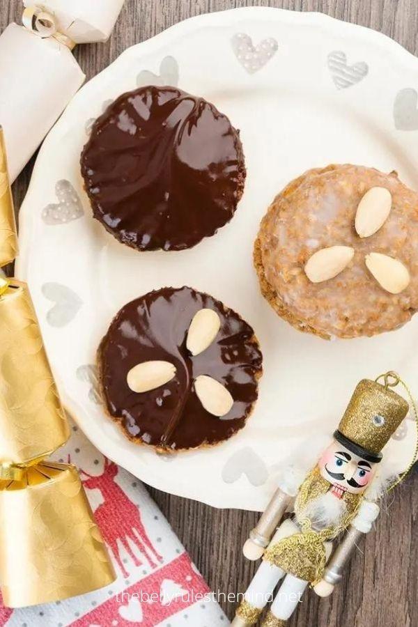 German Elisen Lebkuchen Cookies Recipe