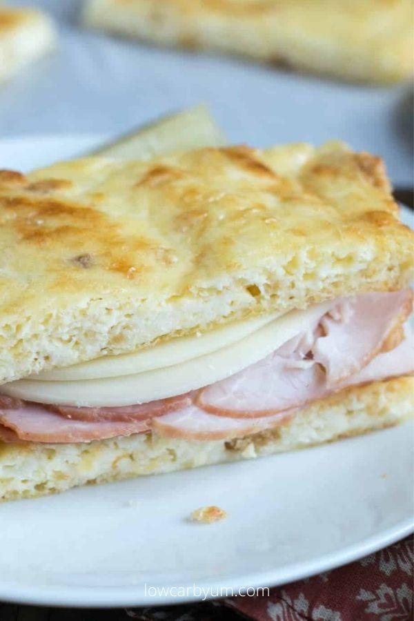 Keto Bread – Pork Rind Nearly No Carb Bread