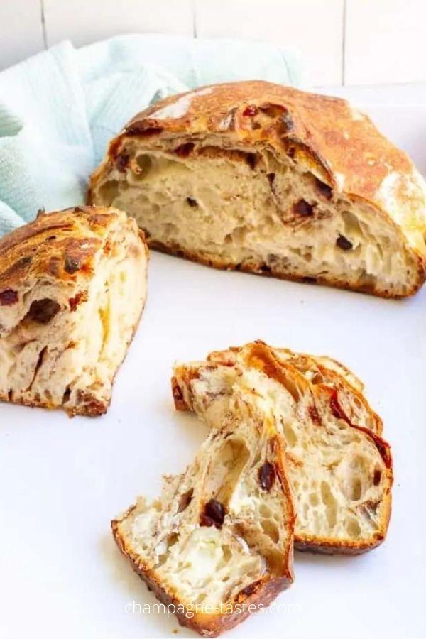 Sourdough Cinnamon Bread