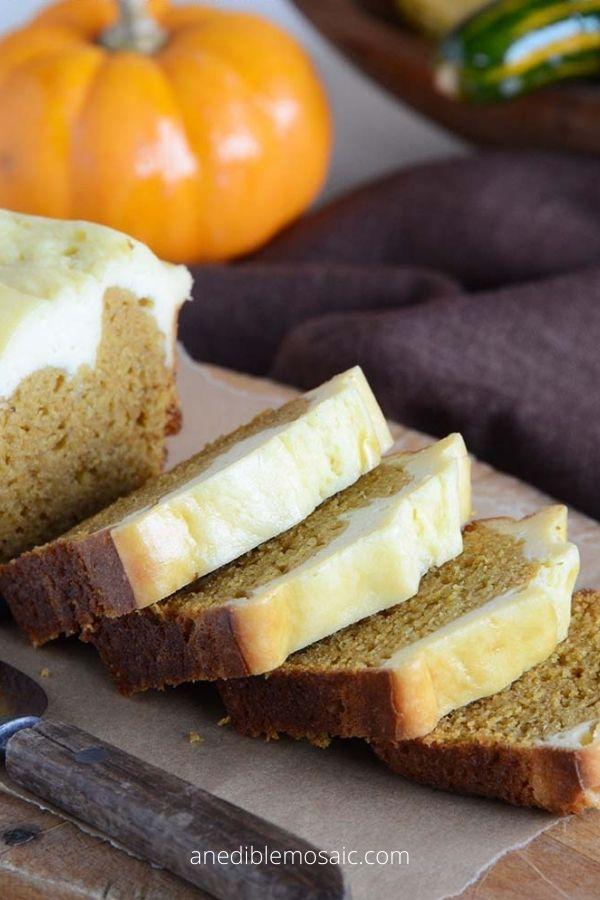 Easy Pumpkin Cheesecake Bread Recipe