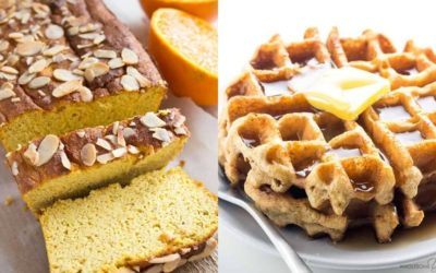 10 Healthy Breakfast Ideas For A Perfect And Delicious Start In The Morning!