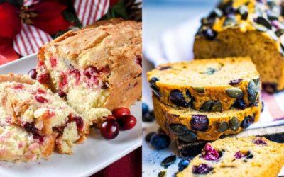 10 Big Warm And Fluffy Fall Bread Recipes