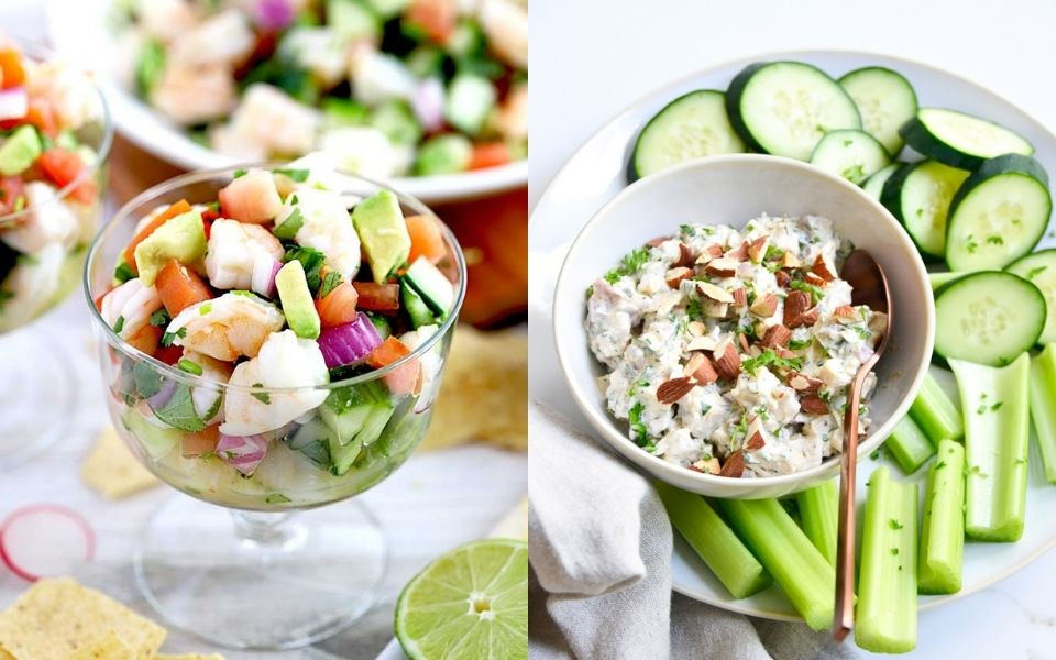 Back To School 10 College Lunch Ideas + Ways To Make Easy Lunch Recipes