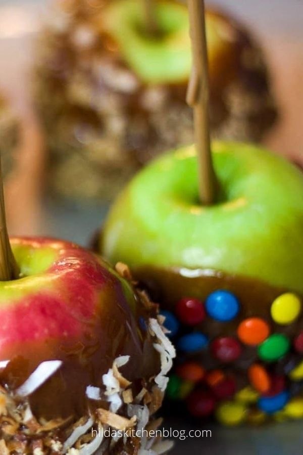 Gourmet Caramel Apples Recipe