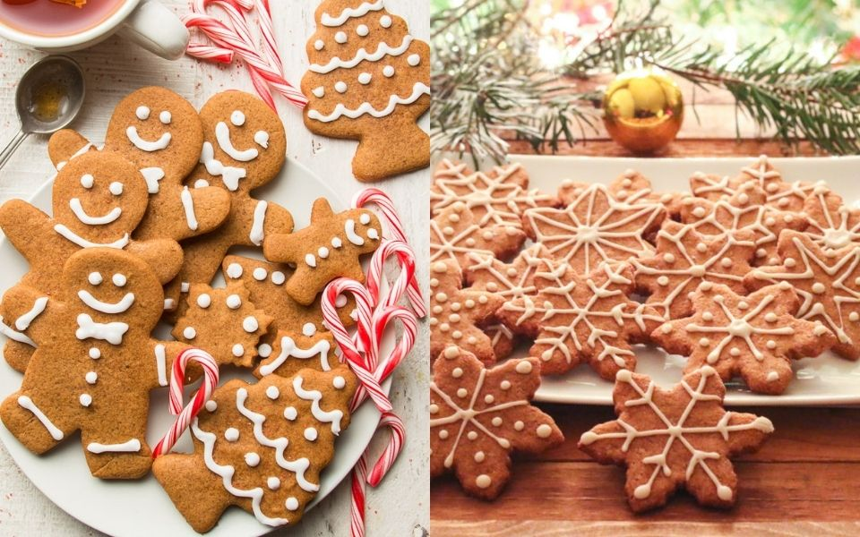 10 Healthy and Vegan Christmas Cookies Recipes