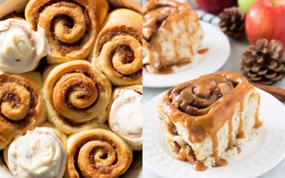 10 Delicious Warm And Fluffy Cinnamon Roll Recipes